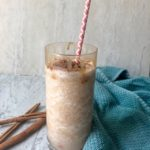 Dairy-free apple pie smoothie