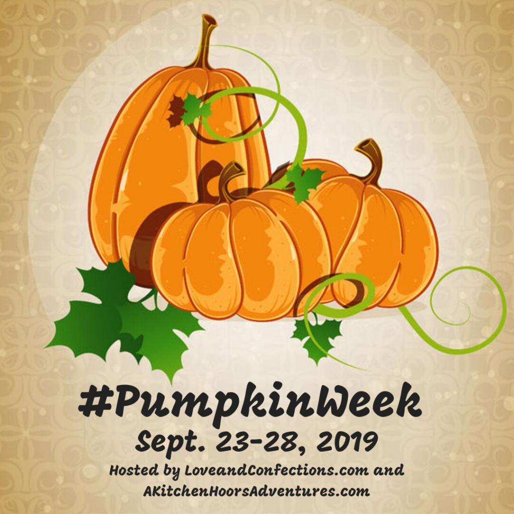 Pumpkin week 2019