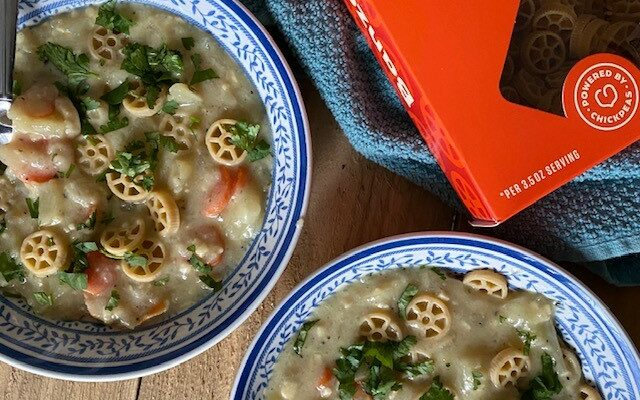 Slow Cooker Amish Chilly Day Soup (#NationalSlowCookerMonth)